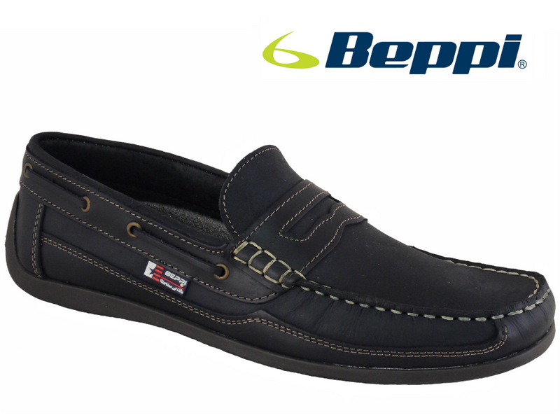 Mens Superb Quality Slip on Boat Shoes