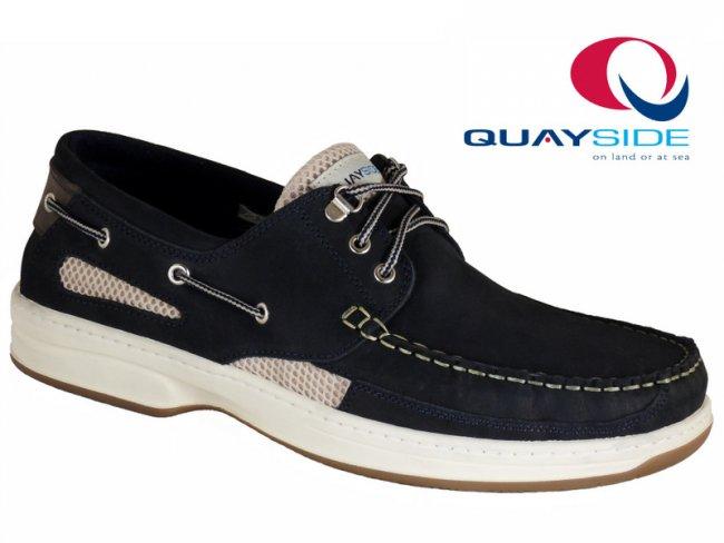 Mens Sydney Leather Boat Shoe