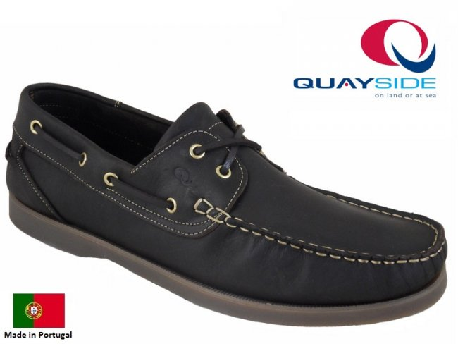 Torbay Leather Boat Shoes