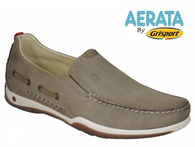 Aerata by Grisport Mens Deck Shoes (Sizes 7)