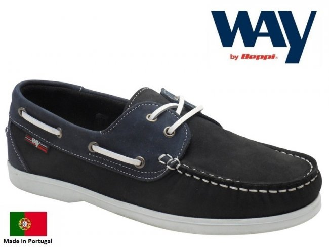 Bermuda Comfy Nubuck Boat Shoes in ALL SIZES