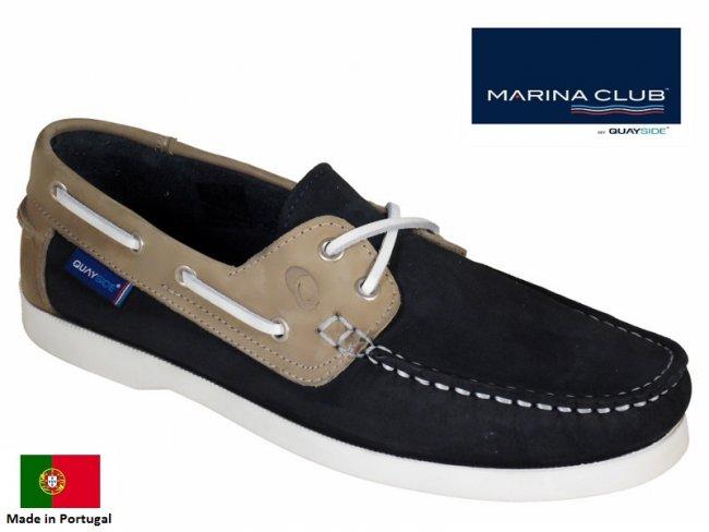 Ladies Alderney Leather Boat Shoe
