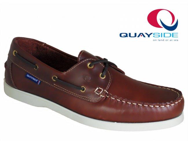 Ladies Porto Quality Deck Shoes (3.5 & 6.5)