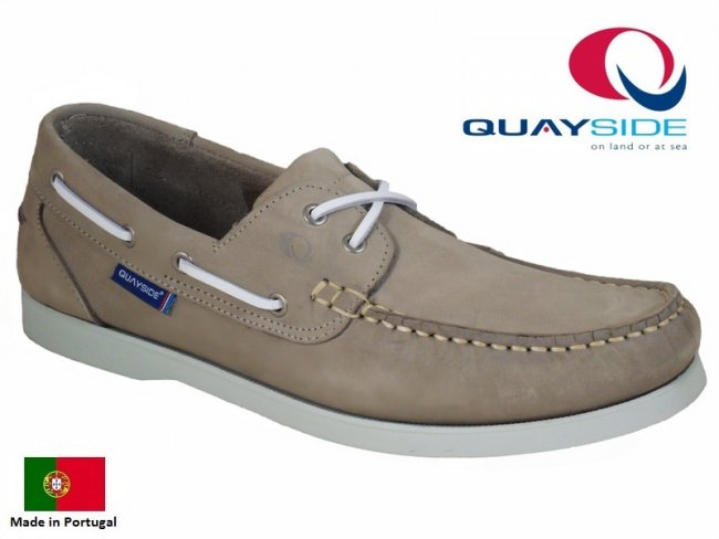 Torbay Quality Boat Shoes (Size 8 Only)