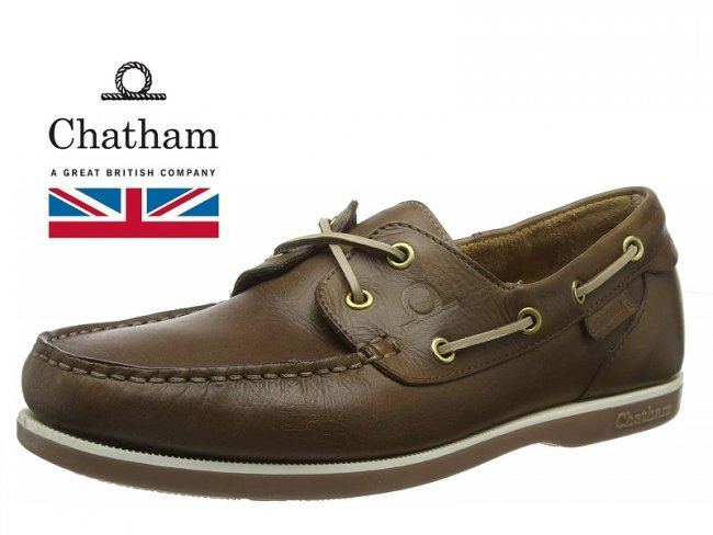 Chatham Newton Taupe Made In Britain