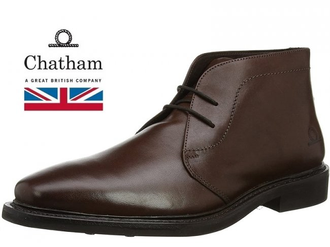 Mens Chatham Gable - Quality Leather Boots
