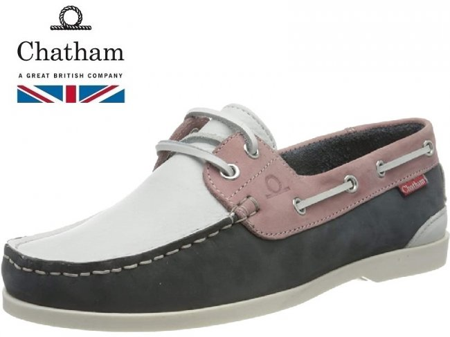 Ladies Chatham Willow Deck Shoes SIZE 4