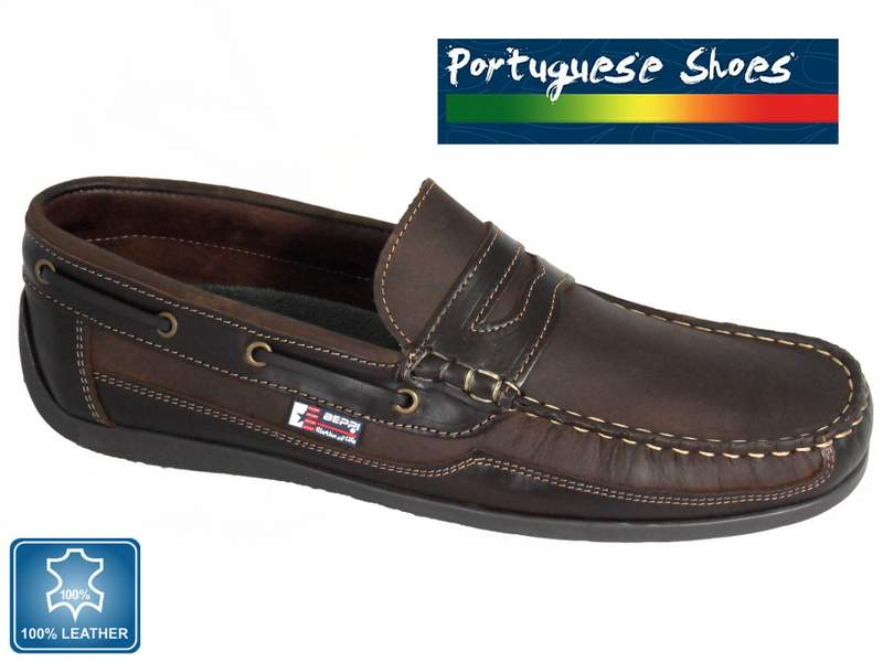 Mens Loafer Boat Shoe with FREE DELIVERY!