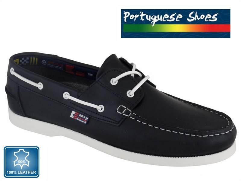 Mens Lace Boat Shoe SIZE 6