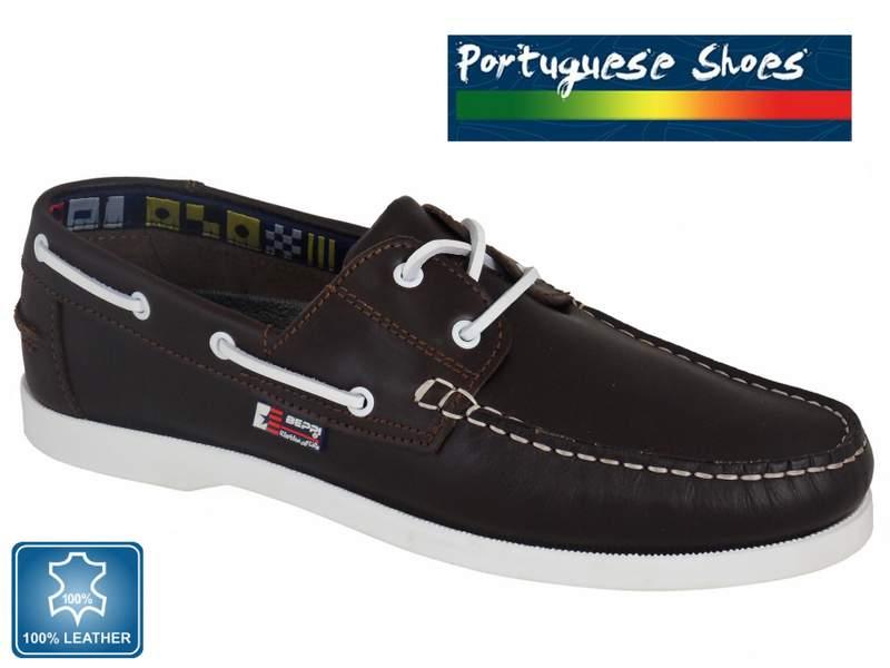 Mens Lace Boat Shoe (SIZE 5)
