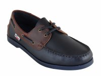 Mens Leather Deck Shoe (SIZE 8)