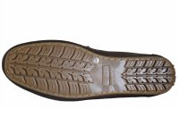 Marina Slip On Leather Boat Shoes 7 & 10