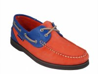 Torbay Leather Boat Shoes SALE!! 3.5 ONLY