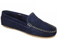 Super Soft Comfy Suede Leather Boat Shoes.