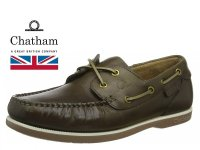 Chatham Newton Olive Made In Britain SIZE 13