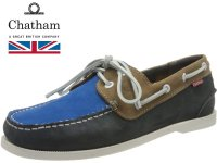 Chatham Mens Galley Ii Boat Shoe 7 + 10